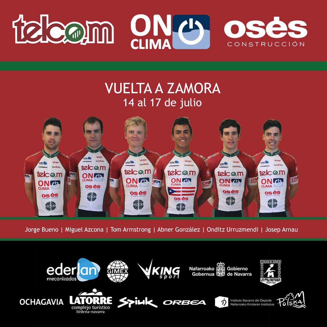 Alineación Vuelta a Zamora