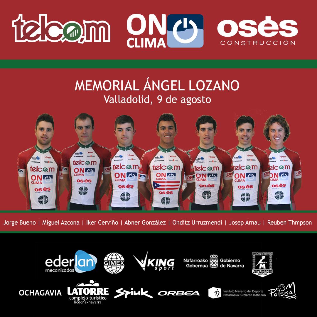 Valladolid Memorial Ángel Lozano Telco,m