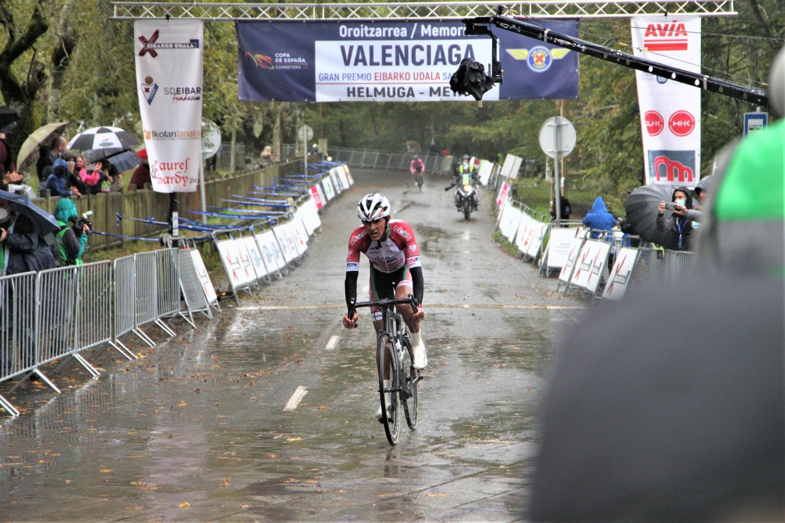 Abner González Telco,m Valenciaga