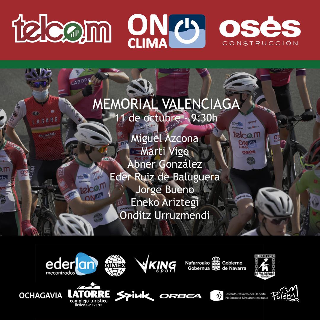 Memorial Valenciaga Telcom